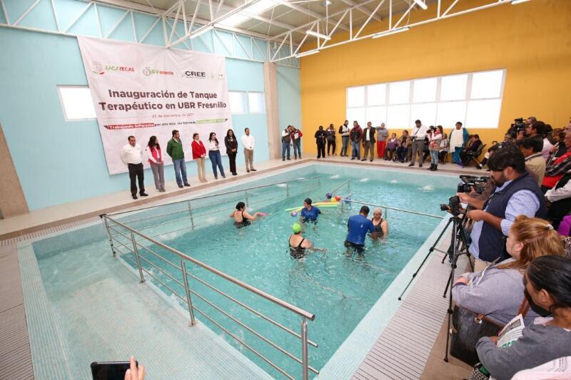Foto de Invierte el Sistema Estatal de Desarrollo Integral de la Familia (SEDIF) más de 56 mdp en Infraestructura para Atención a Personas con Discapacidad