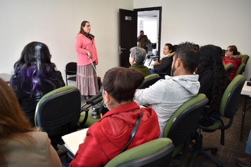 Foto de Capacita Gobierno de Zacatecas (GODEZAC) a Enlaces Municipales para hacer Visibles a las Personas con Discapacidad