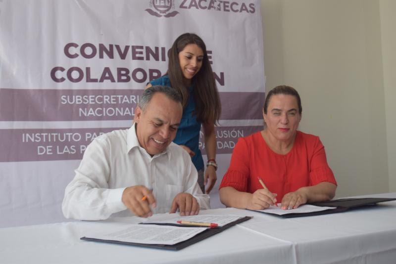 Foto de FORTALECE GODEZAC COLABORACIÓN INTERINSTITUCIONAL PARA OFRECER OPORTUNIDADES LABORALES A PERSONAS CON DISCAPACIDAD