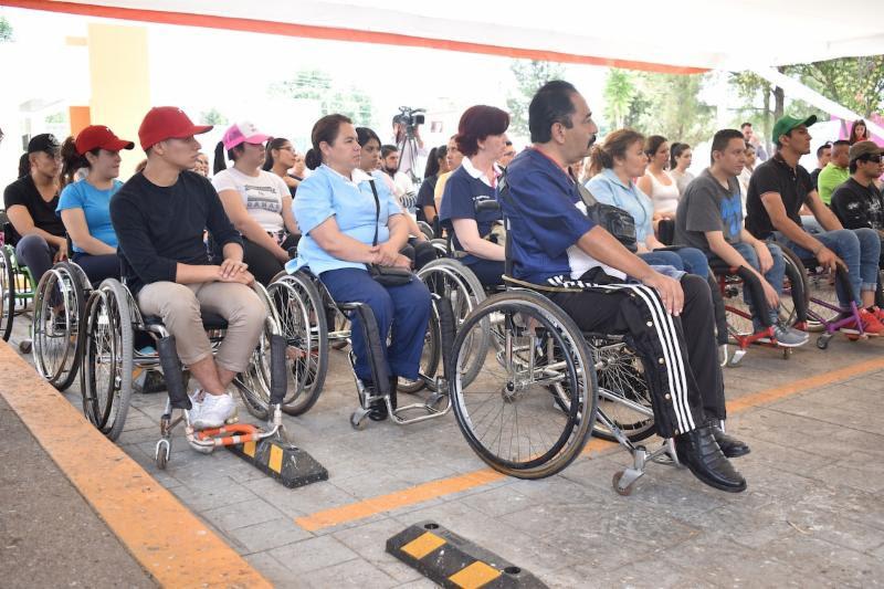 Foto de INICIA GODEZAC CAMPAÑA CAMINO A LA INCLUSIÓN A FAVOR DE PERSONAS CON DISCAPACIDAD