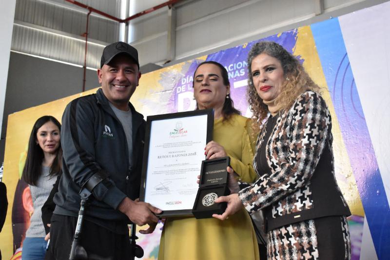 Foto de CONMEMORA GOBIERNO DEL ESTADO DÍA INTERNACIONAL DE PERSONAS CON DISCAPACIDAD