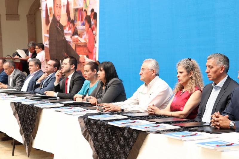 Foto de ASUME FUNCIONARIADO DEL GOBIERNO ESTATAL COMPROMISOS A FAVOR DE LA INCLUSIÓN