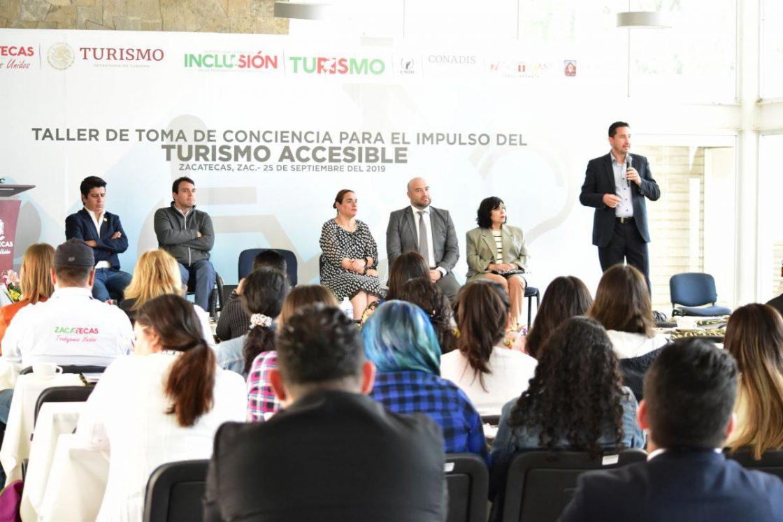 Foto de GOBIERNO DEL ESTADO IMPULSA EL TURISMO INCLUSIVO