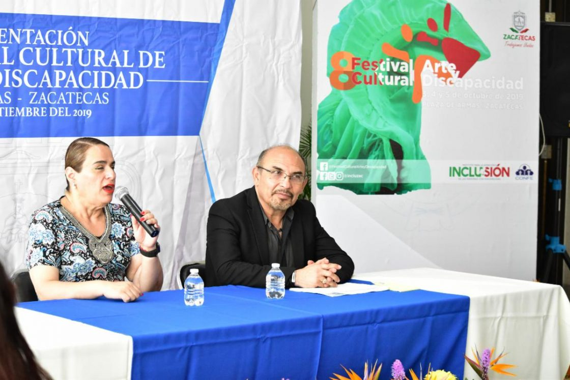 Foto de MÁS DE MIL PERSONAS PARTICIPARÁN EN EL VIII FESTIVAL CULTURAL DE ARTE Y DISCAPACIDAD