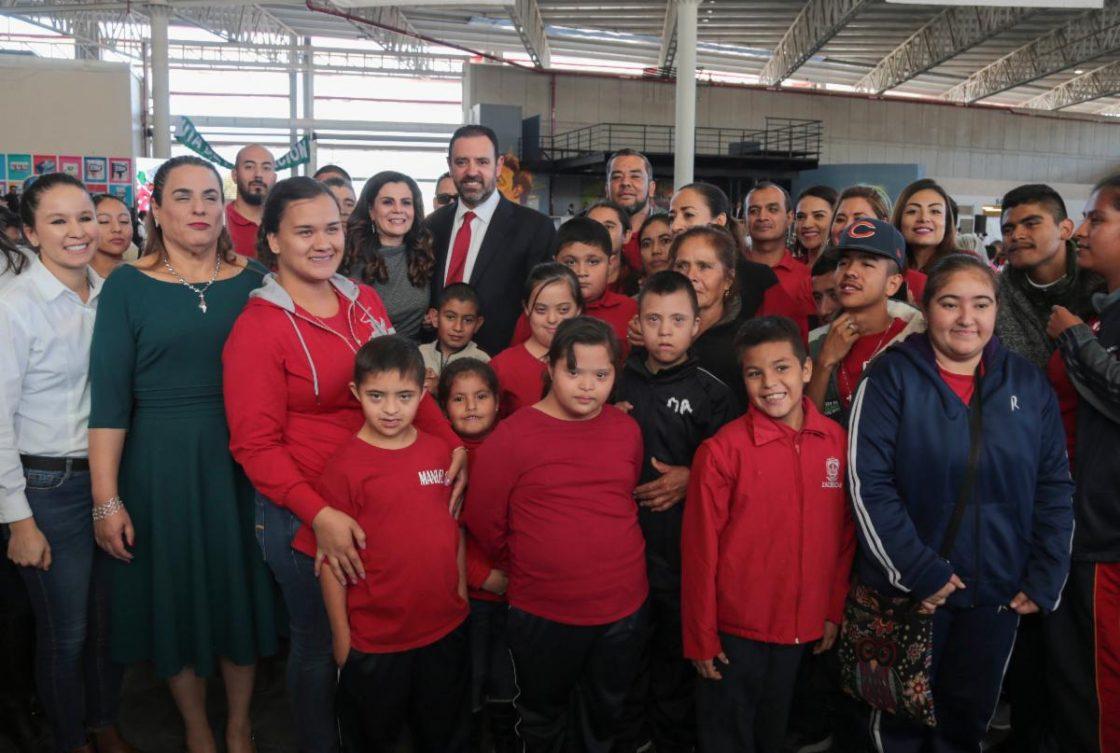Foto de TRABAJEMOS UNIDOS PARA CONSOLIDAR UNA CULTURA DE INCLUSIÓN EN EL ESTADO: GOBERNADOR TELLO