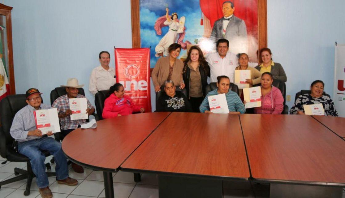 Foto de EN MOYAHUA, RECIBEN APOYOS SOCIALES CUIDADORES DE PERSONAS CON DISCAPACIDAD
